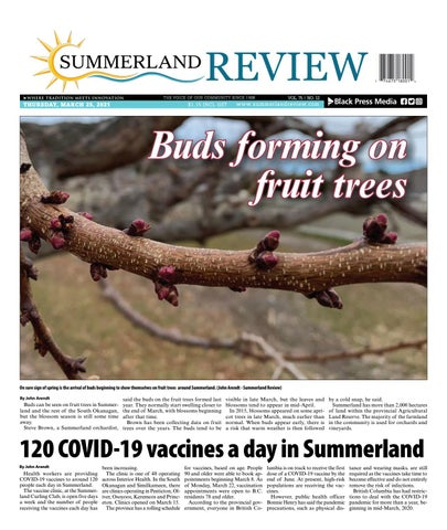 Summerland Review, March 25, 2021