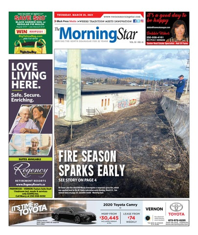 Vernon Morning Star, March 25, 2021