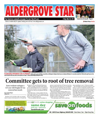Aldergrove Star, March 26, 2021