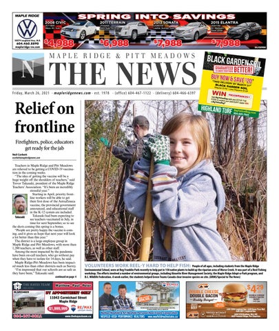 Maple Ridge News, March 26, 2021