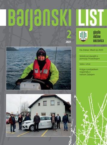 Barjanski list februar 2021