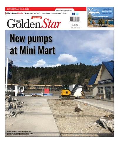 Golden Star, April 1, 2021