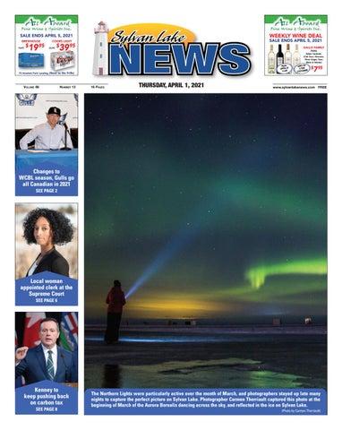 Sylvan Lake News, April 1, 2021