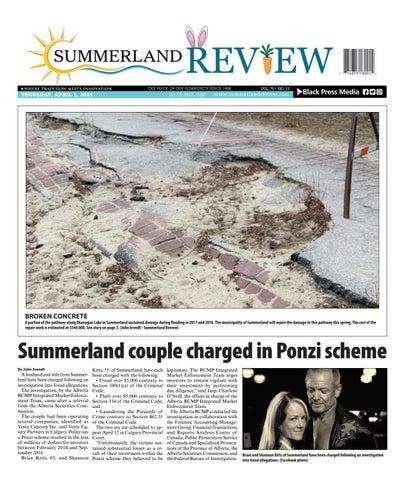 Summerland Review, April 1, 2021