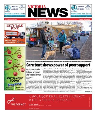 Victoria News, April 1, 2021