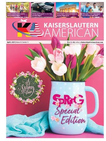 Kaiserslautern American - April 2, 2021
