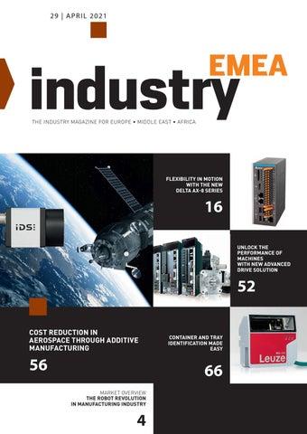 Industry EMEA | 29 - April 2021