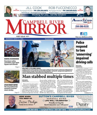 Campbell River Mirror, March 31, 2021