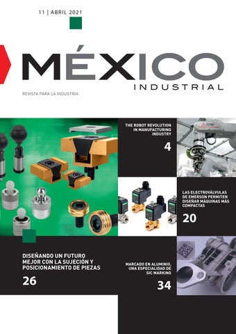 México Industrial | 11 - Abril 2021