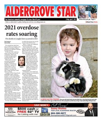 Aldergrove Star, April 2, 2021