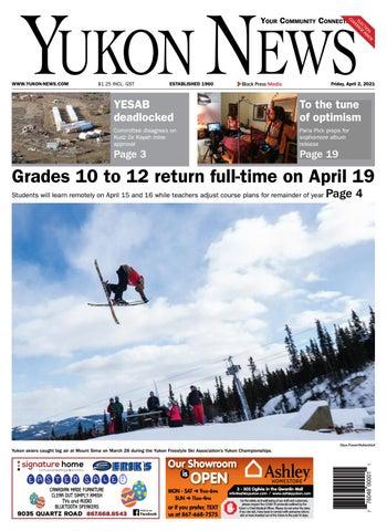 Yukon News, April 2, 2021