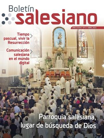 Boletín Salesiano, abril de 2021