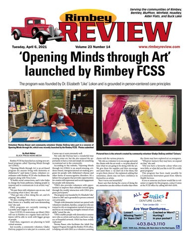 Rimbey Review, April 6, 2021