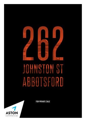 262 Johnston Street, Abbotsford