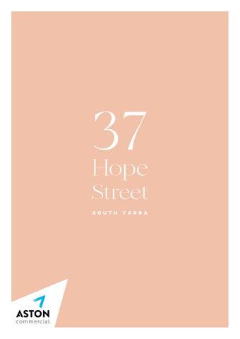 37 Hope Street, South Yarra