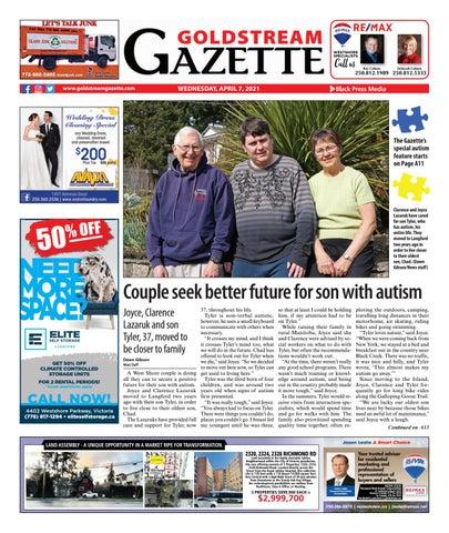 Goldstream News Gazette, April 7, 2021