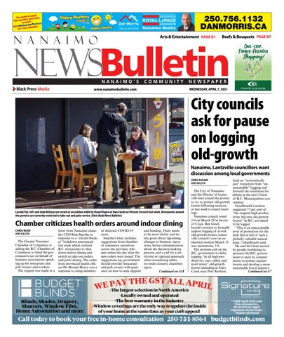 Nanaimo News Bulletin, April 7, 2021