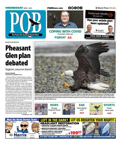 Parksville Qualicum Beach News, April 7, 2021