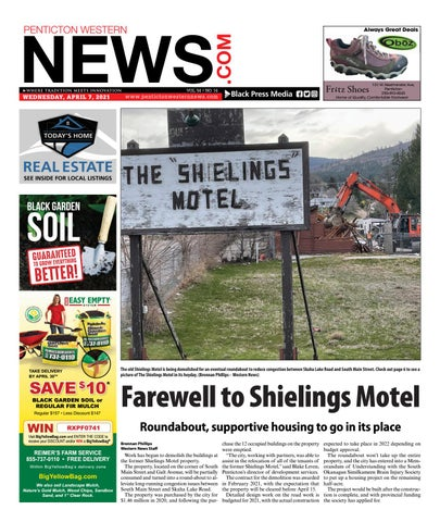 Penticton Western News, April 7, 2021