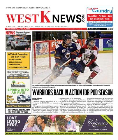West K News, April 7, 2021