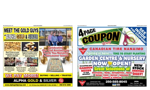 April 07, 2021 Nanaimo News Bulletin