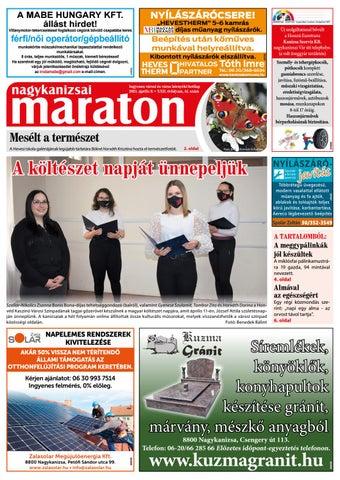 Nagykanizsai Maraton - 2021. 04. 09.