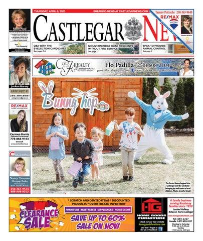 Castlegar News/West Kootenay Advertiser, April 8, 2021