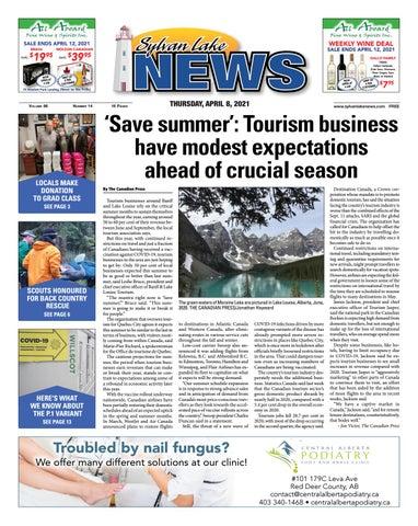 Sylvan Lake News, April 8, 2021