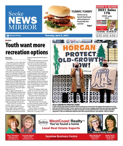 Sooke News Mirror, April 8, 2021