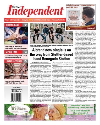 Stettler Independent, April 8, 2021