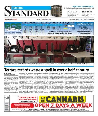 Terrace Standard, April 8, 2021