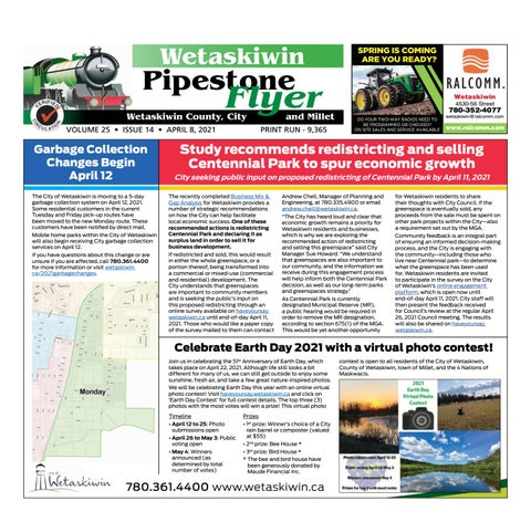 April 08, 2021 Pipestone Flyer