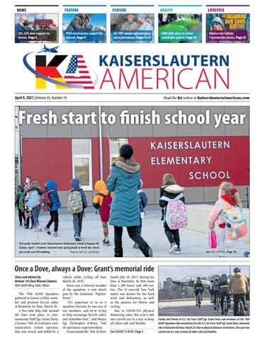 Kaiserslautern American - April 9, 2021