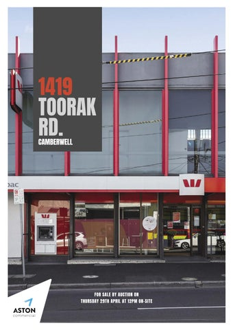 1419 Toorak Road, Camberwell