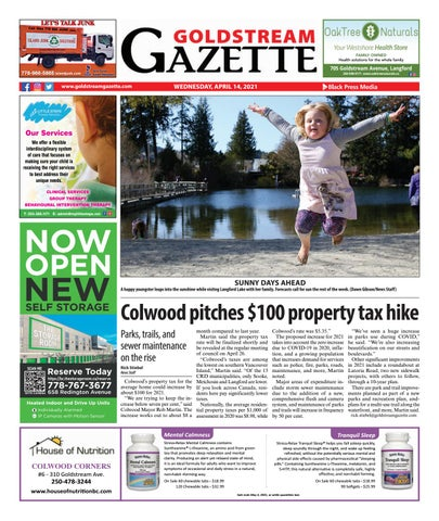 Goldstream News Gazette, April 14, 2021