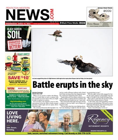 Penticton Western News, April 14, 2021
