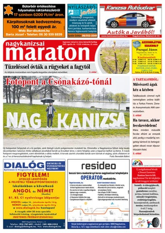 Nagykanizsai Maraton - 2021. 04. 16.