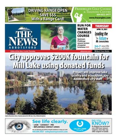 Abbotsford News, April 15, 2021