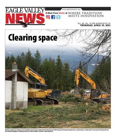 Eagle Valley News, April 15, 2021