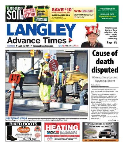 Langley Times, April 15, 2021