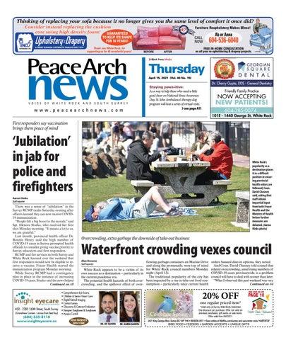 Peace Arch News, April 15, 2021