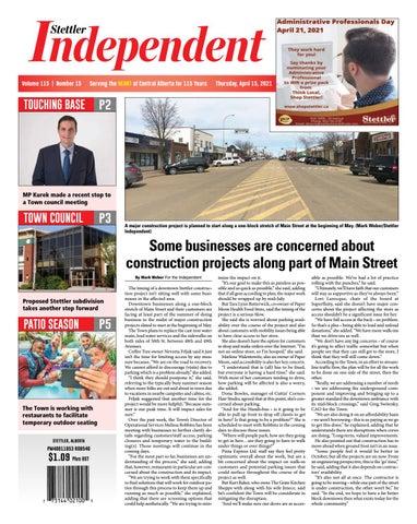 Stettler Independent, April 15, 2021
