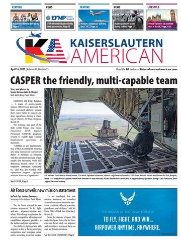 Kaiserslautern American - April 16, 2021