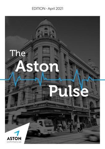 The Aston Pulse - April 2021