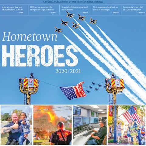 2021 Hometown Heroes