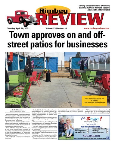 Rimbey Review, April 20, 2021