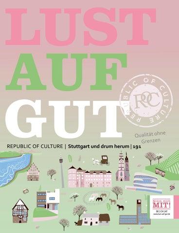 LUST AUF GUT Magazin | Stuttgart Nr. 191