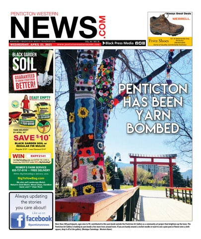 Penticton Western News, April 21, 2021