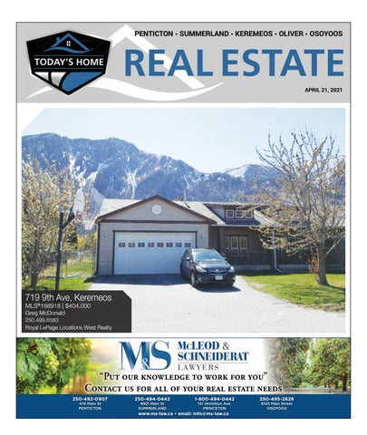 April 21, 2021 Penticton Western News