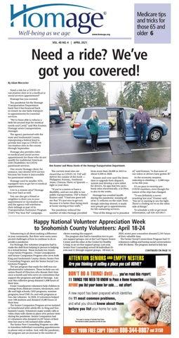 April 21, 2021 Everett Daily Herald